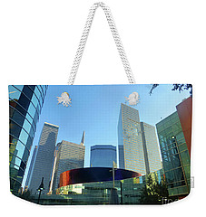 Dallasarchitecture 1 Weekender Tote Bag by Tina M Wenger