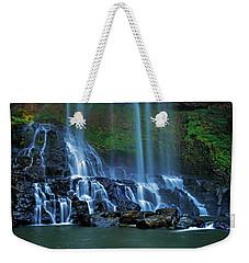 Dambri Waterfall Weekender Tote Bag