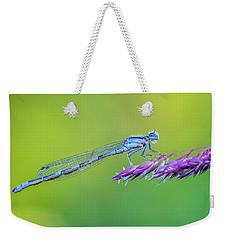 Damsel In No Stress Weekender Tote Bag