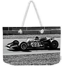 Dan Gurney For The Win Weekender Tote Bag
