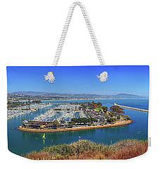 Dana Point Harbor Weekender Tote Bag