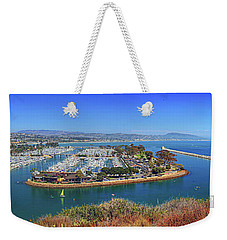 Dana Point Harbor Weekender Tote Bag