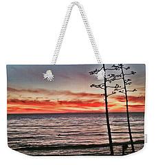 Dana Point Sunset Weekender Tote Bag