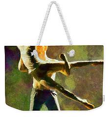 Dance 3 Weekender Tote Bag