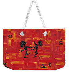 Dance Art Creation 3d9 Weekender Tote Bag