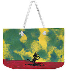 Dance Art Dancer Weekender Tote Bag
