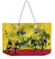 Dance Art Dancing Couple 22 Weekender Tote Bag
