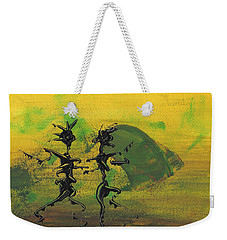 Dance Art Dancing Couple Ix Weekender Tote Bag