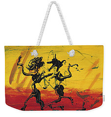 Dance Art Dancing Couple Xii Weekender Tote Bag