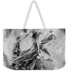 Weekender Tote Bag featuring the painting Dance Flamenco 01 by Gull G