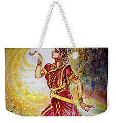 Dance Weekender Tote Bag by Harsh Malik