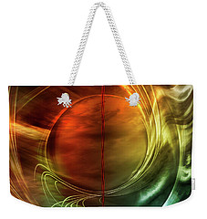 Dance In Color Symphony Weekender Tote Bag