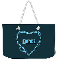 Dance Weekender Tote Bag by Linda Prewer