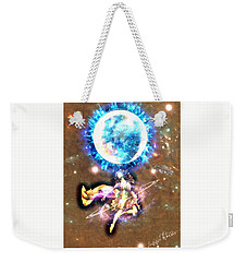 Dance Me To The Moon Weekender Tote Bag