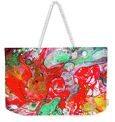Dance Of Love - Colorful Happy Art Paintings Weekender Tote Bag