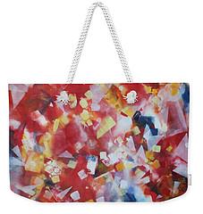 Dance Of The Lights Weekender Tote Bag
