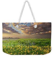 Dance On The West Wind Weekender Tote Bag