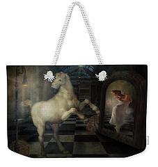 Dance Pony Dance Weekender Tote Bag