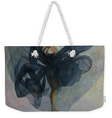 Dance With A Black Shawl Weekender Tote Bag