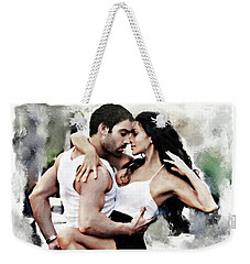 Dance With Passion Weekender Tote Bag