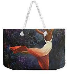 Dancer A Weekender Tote Bag