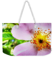Weekender Tote Bag featuring the photograph Dancers In The Wind by Isabella F Abbie Shores FRSA