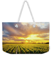 Dances With The Daffodils Weekender Tote Bag by Ryan Manuel