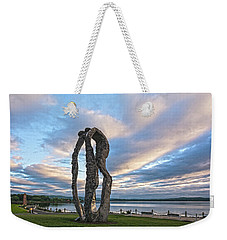 Dancing At Dawn Weekender Tote Bag