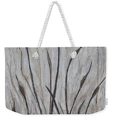 Dancing Cattails 3 Weekender Tote Bag