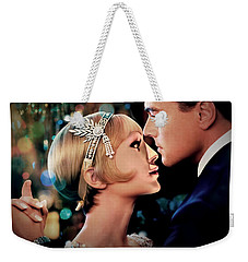 Dancing At The Art Deco Ball Weekender Tote Bag