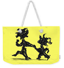 Dancing Couple 6 Weekender Tote Bag