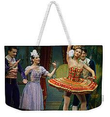 Dancing Doll Weekender Tote Bag