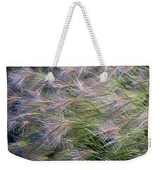 Dancing Foxtail Grass Weekender Tote Bag