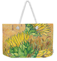 Dancing In The Breeze  Weekender Tote Bag