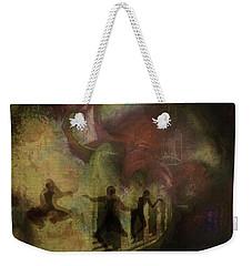 Dancing In The Hallways Weekender Tote Bag