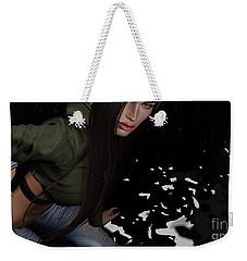 Dancing In The Rain 2 Weekender Tote Bag