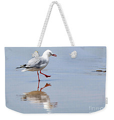 Dancing In Time With My Reflection Weekender Tote Bag