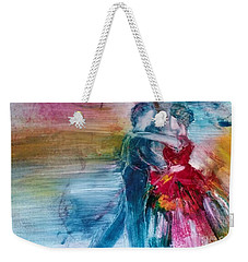Dancing Into Eternity Weekender Tote Bag