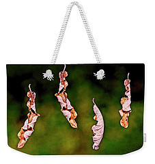 Dancing Leaves Weekender Tote Bag