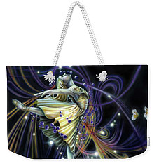 Dancing Stars Weekender Tote Bag