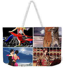 Dancing With Stars Weekender Tote Bag