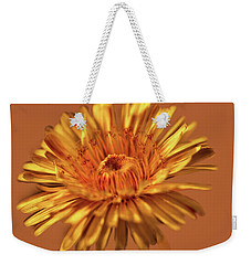 Dandelion Close #g3 Weekender Tote Bag