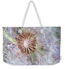 Dandelion Delicacy Weekender Tote Bag