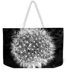 Dandelion Fuzz Weekender Tote Bag