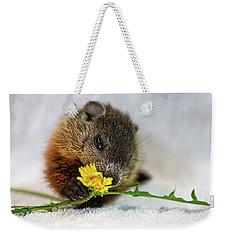 Dandelion Love Weekender Tote Bag