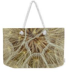 Dandelion Particles Weekender Tote Bag