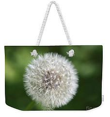 Dandelion - Poof Weekender Tote Bag by Susan Dimitrakopoulos