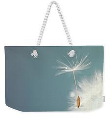 Dandelion Seedhead Weekender Tote Bag