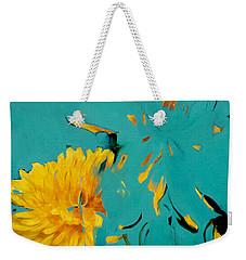 Dandelion Summer Weekender Tote Bag