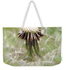 Dandelion Wish 8 Weekender Tote Bag